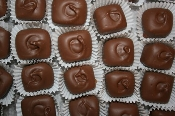 Milk Chocolate Caramels - 1/2 Pound Bag