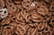Mini Pretzels - 1/2 Pound Bag