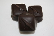 Dark Chocolate Caramels - 1/2 Pound Bag