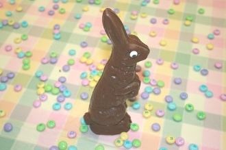 10 Ounce Chocolate Bunny