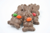 Chocolate Jelly Belly Bunny